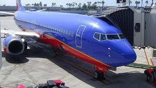 Southwest Airlines - San Diego(SAN) - Chicago Midway(MDW) - WN2511