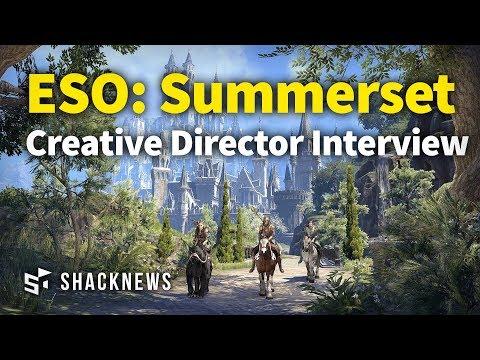 Exclusive ESO: Summer Set - Creative Director Interview