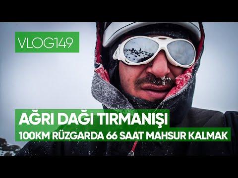 Türkiye'nin en yüksek yerine tırmanış, Ağrı dağı tırmanışı    Vlog149