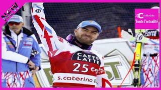 David Poisson, skieur français, se tue à l'entraînement