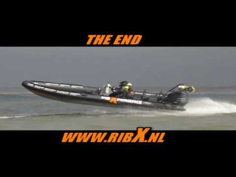 Flying RIB (during: The Offshore RIB RALLY 2010)