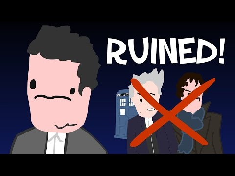 How to Alienate Your Audience  Steven Moffat