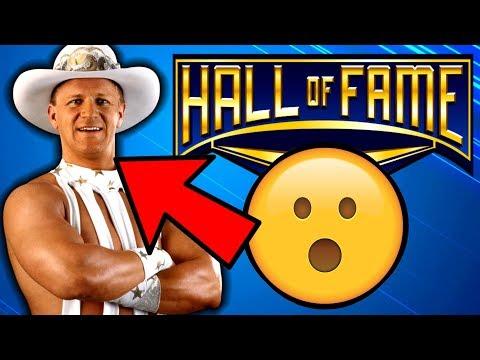 SHOCK!! JEFF JARRETT GOING IN WWE HALL OF FAME!