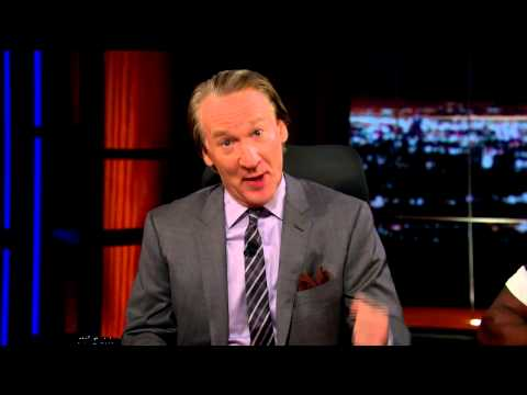 Real Time with Bill Maher: Bill's Million-Dollar Advice to Hillary (HBO) - 동영상
