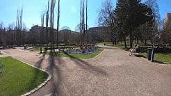 Vappu Kotkan puistoissa 2020
