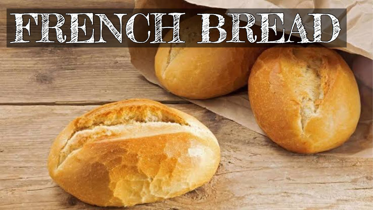 Homemade French Bread || Quickest and Easiest go-to Recipe ...