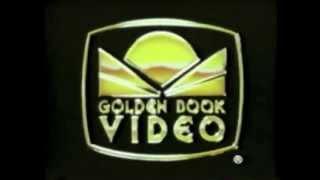 golden book video logo history 1985 1996