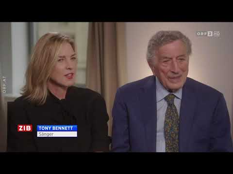 Tony Bennett & Diana Krall - Love Is Here To Stay (official Interview)