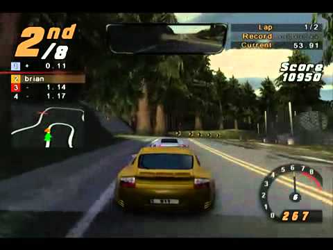 Need For Speed Hot Pursuit 2 Ps2 Gamecube Xbox Pc Gameplay Youtube
