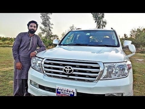 toyota-land-cruiser-v8-2008-reivew-|price-&-test-drive-|pakistan-|jawad-shah-vlogs