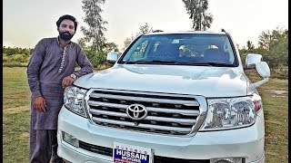 Toyota Land Cruiser V8 2008 Reivew |Price & Test Drive |Pakistan |Jawad Shah Vlogs