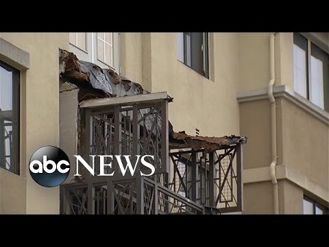 6 Killed in Deadly Balcony Collapse in Berkeley California