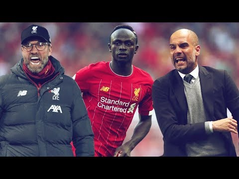 When Pep Guardiola and Jürgen Klopp clashed over Sadio Mané | Oh My Goal