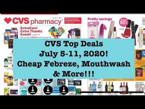 CVS Couponing Top Deals | $.79 Scope, $.99 Pads & More|Krys The Maximizer