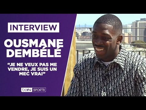 """Dembélé : """"Aubameyang helped me a lot at Dortmund.. He's the person I've liked the most in football. Tuchel is my favourite coach (...) if he'd stayed it would've been extremely hard to leave (Dortmund) I wouldn't have"""""""