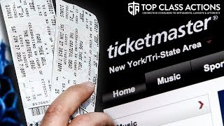 Ticketmaster Working With Scalpers To Rip Off Consumers