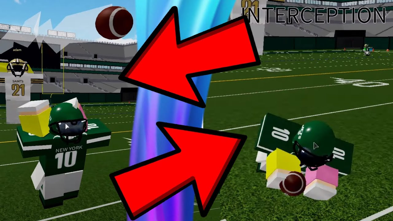 JUST SIMPLY DIFFERENT… [ROBLOX Football Fusion]