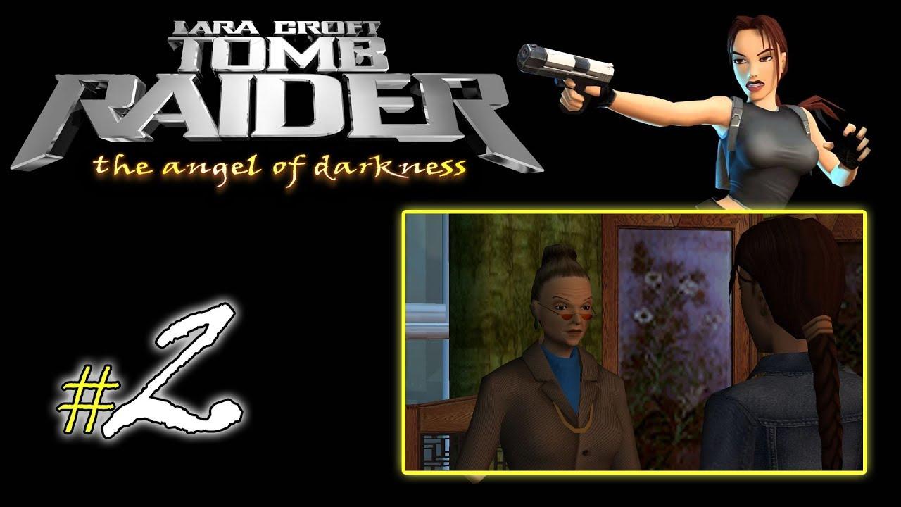 "Let's Play: Tomb Raider VI: AoD odc. 2 – ""Carvier i dziennik"""