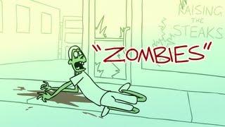 Planteadas Por Los Zombies - Ep 1 - Zombies