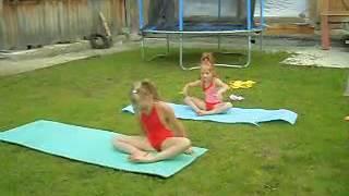 Комплекс упражнений для развития гибкости детей