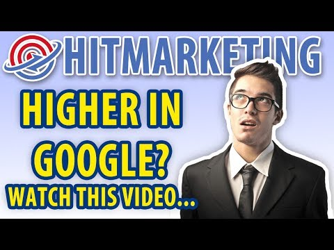 SEO Services Company Hitmarketing - How to Rank Higher in Google