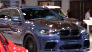 Living in Dubai #20 Dubai Motor Show, cars and bikes and more