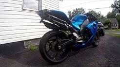 06 07 Kawasaki ZX10R Toce T-slash Bolt on Performance Exhaust