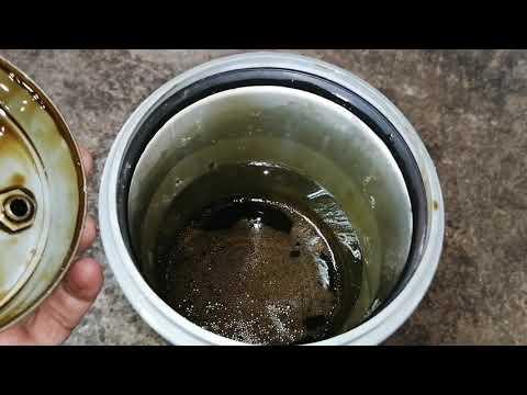 Вакуумная замена масла в двигателе своими руками