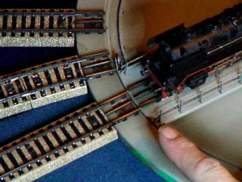 Maerklin Turntable 7186 With Automatic Close Up View