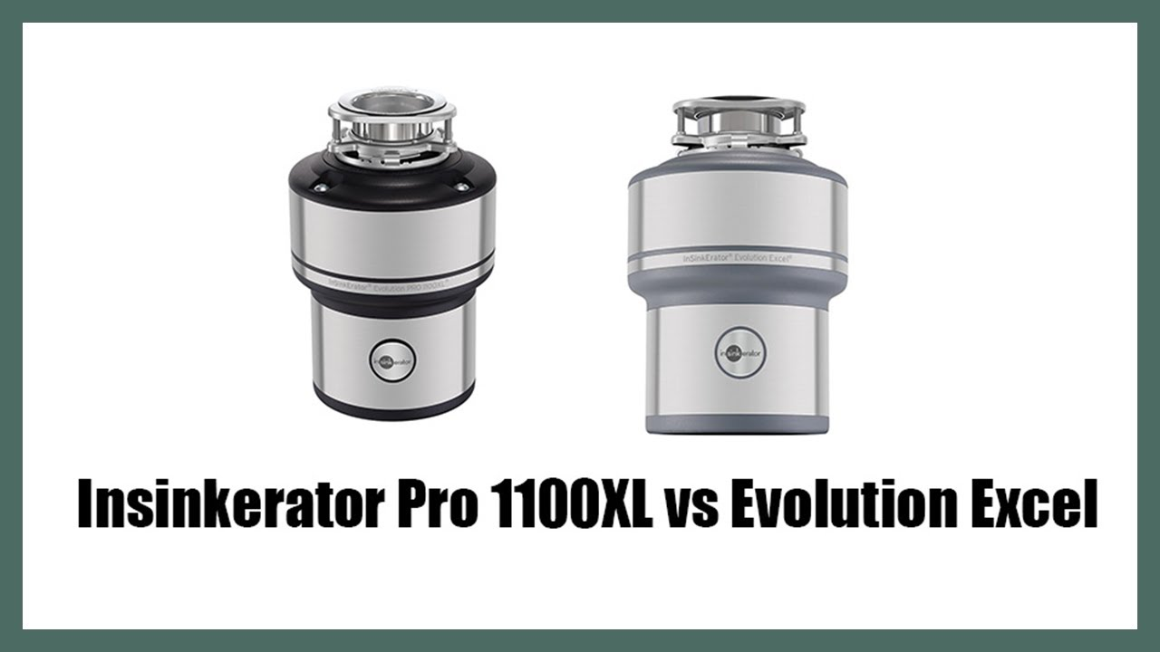 insinkerator PRO 1100XL Garbage Disposals Garbage Disposals ...