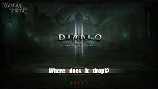 Diablo Iii: Ros: Where Does It Drop?: Rydraelm Tome