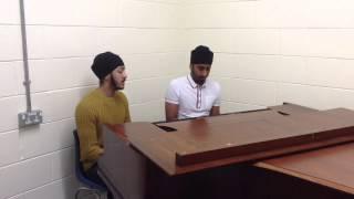 Jari & Rosh - Sahan acoustic cover (D Sarb)