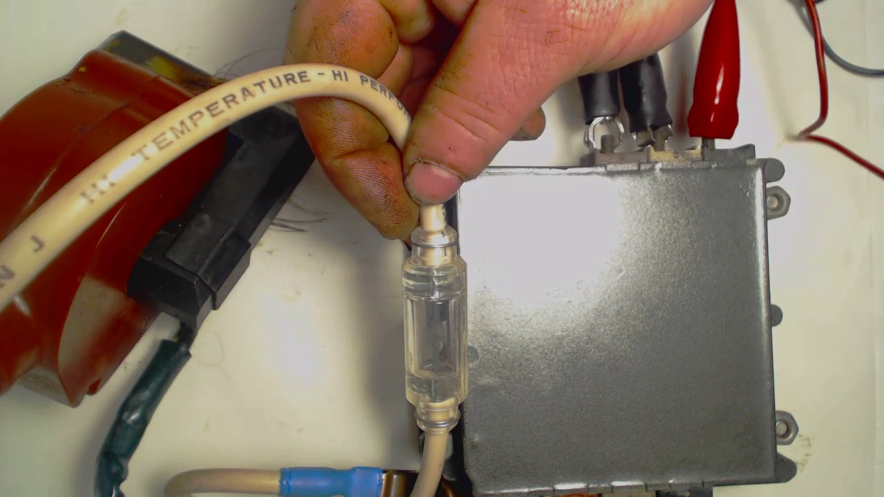 Mercury Inline 6 Coil Trigger Switchbox Test No Spark Youtube Wiring Diagram For A 1971 115