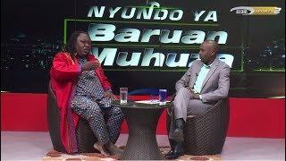 NYUNDO YA BARUAN MUHUZA: Mrisho Mpoto 'Mjomba' alipofunguka 'ya kutosha' kuhusu sanaa na soka