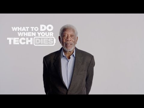 Morgan Freeman Teaches You How To Read A Map | GOING IN STYLE