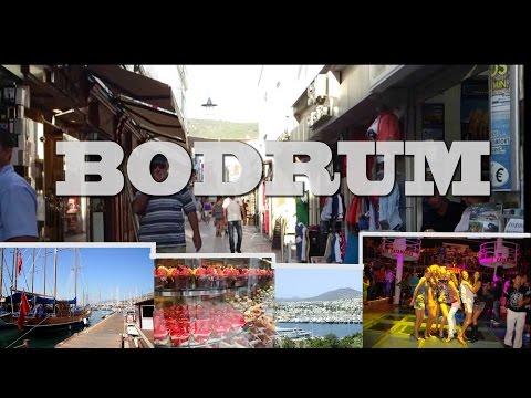 Bodrum Milta Marina'ya Gittik(BODRUM SOKAKLARI) -Vlog