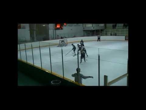 Hudson Bay Bantam Hunters vs Redverse Prov Final Hi-Lites game 1 and 2