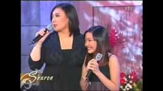 Charice — 'Mama', on Sharon