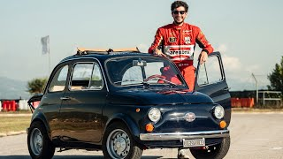 From the barn to the track: Fiat 500 F Project - Davide Cironi (SUBS)