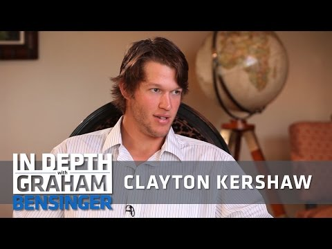 Clayton Kershaw: Money shouldn't change you