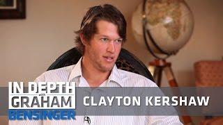 Clayton Kershaw: Money shouldn't change you