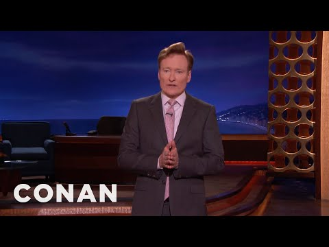 Conan Explains The Punchlines Of His Jokes   CONAN on TBS