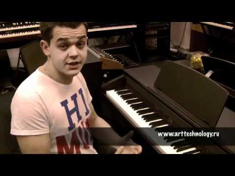 Цифровое пианино Orla CDP 10