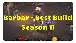 Season 11: Der beste Build für den Barbar (WW-Build, Patch 2.6)