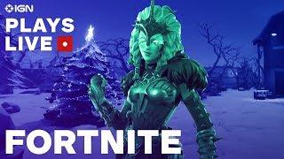 Fortnite Season 7 Kick-Off Livestream - IGN Plays Live