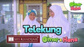 Omar & Hana   Telekung Siti Khadijah x Omar & Hana
