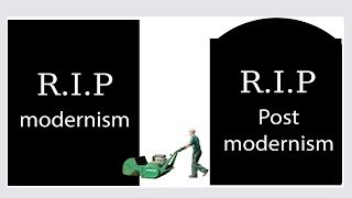 Modernism, Postmodernism and Post-postmodernism (Post-MoMo)