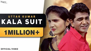 Kala Suit Uttar Kumar, Sapna Choudhary | Latest Haryanvi Songs Haryanavi 2019 | Nav Haryanvi