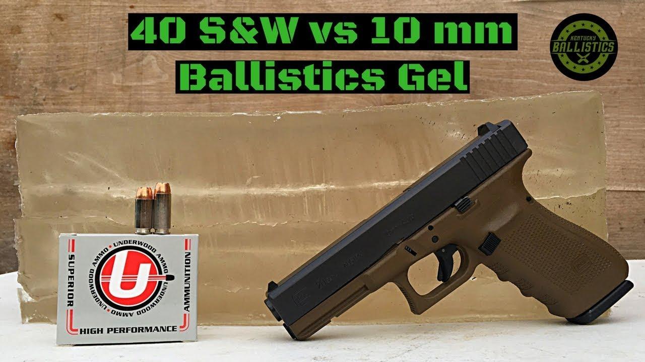 40 Smith /& Wesson 10mm Auto