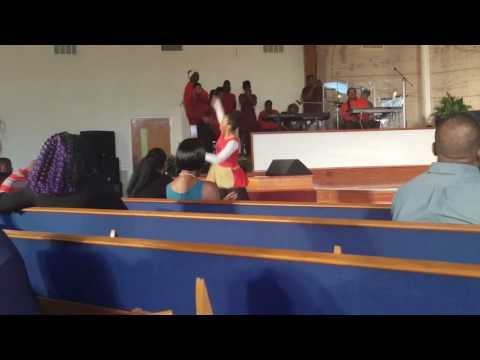 13:46 Dance Ensemble Tampa Director ministering
